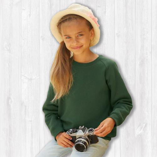 Детский реглан FOL KIDS CLASSIC RAGLAN SWEAT